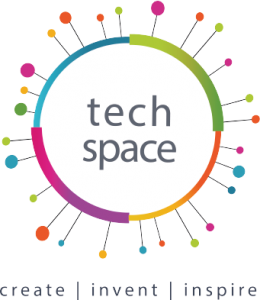 tech space logo