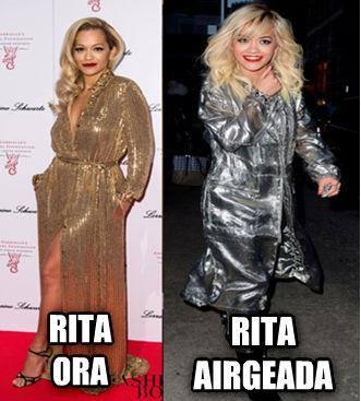 Méim Gaeilge Rita Ora Rita Airgeada