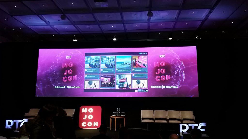 Teic na nGael ag MoJoCon 2017 i nGaillimh
